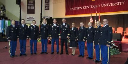 EKU_Spring_12_Commissionees_with_PMS_and_GEN_Rod.JPG